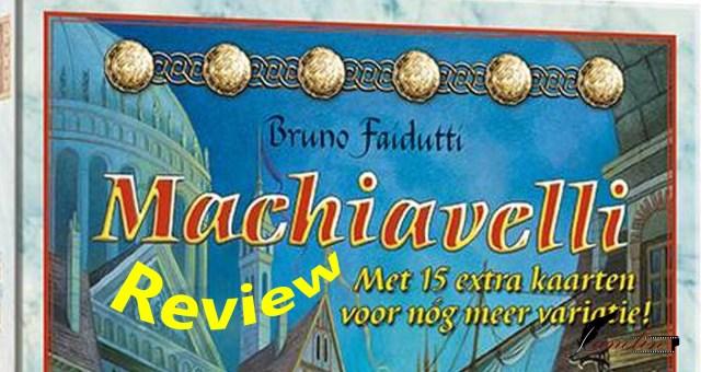 Machiavelli Review