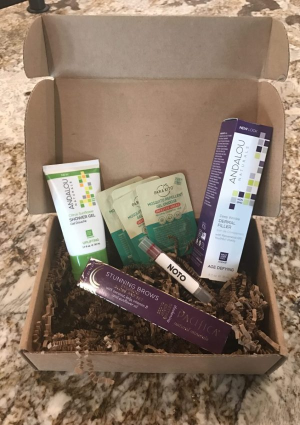 Goodbeing June Box Review