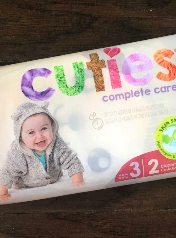 Free Diaper Sample