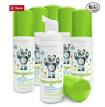 Babyganics Hand Sanitizer Deal