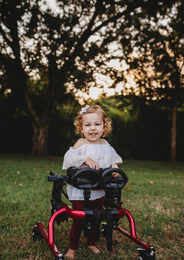 Annabelle's Run: finding a cure for the GNAO1 mutation