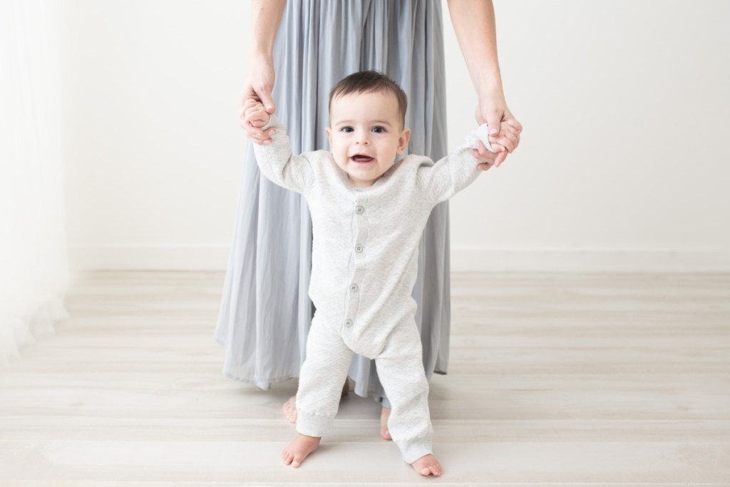 Baby boy and Mom, Amy Osborne Photography