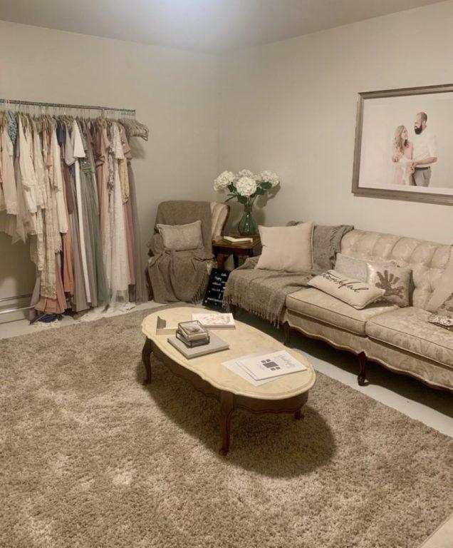 Amy Osborne Wardrobe and studio