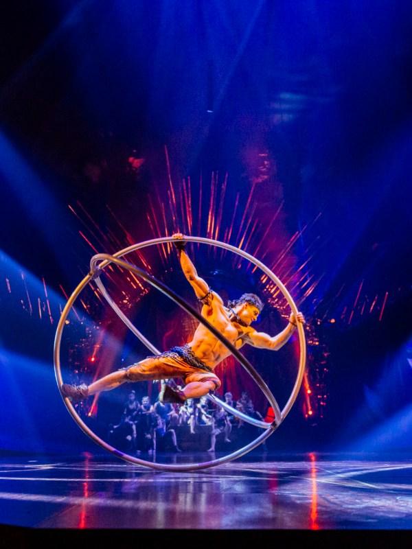 Cirque du Soleil's Alegría