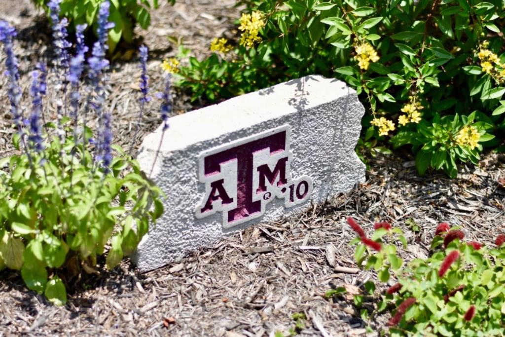 A&M Garden Rock