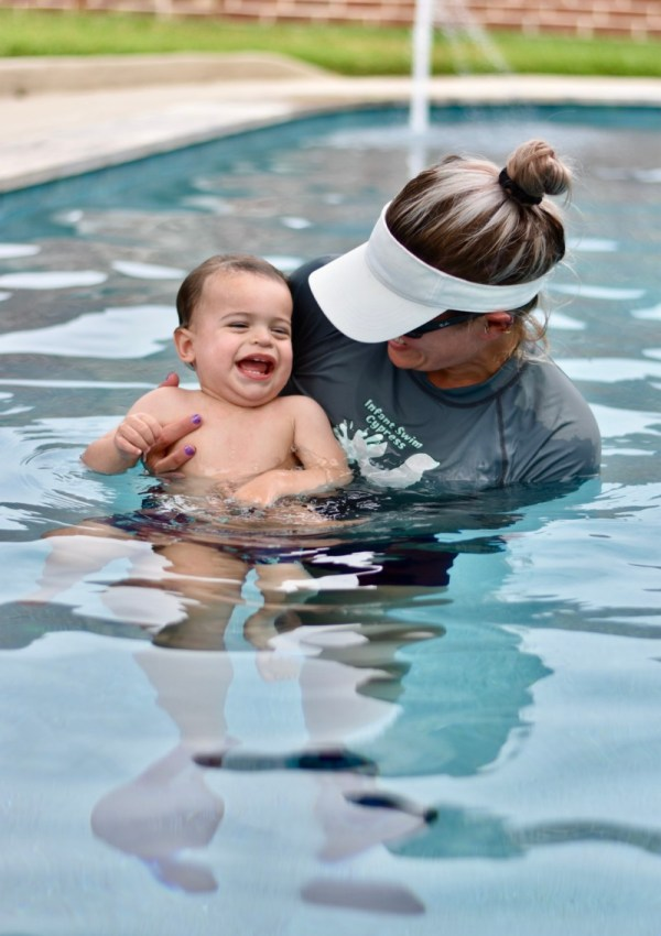 Survival Swim Lessons with Infant Swim Cypress