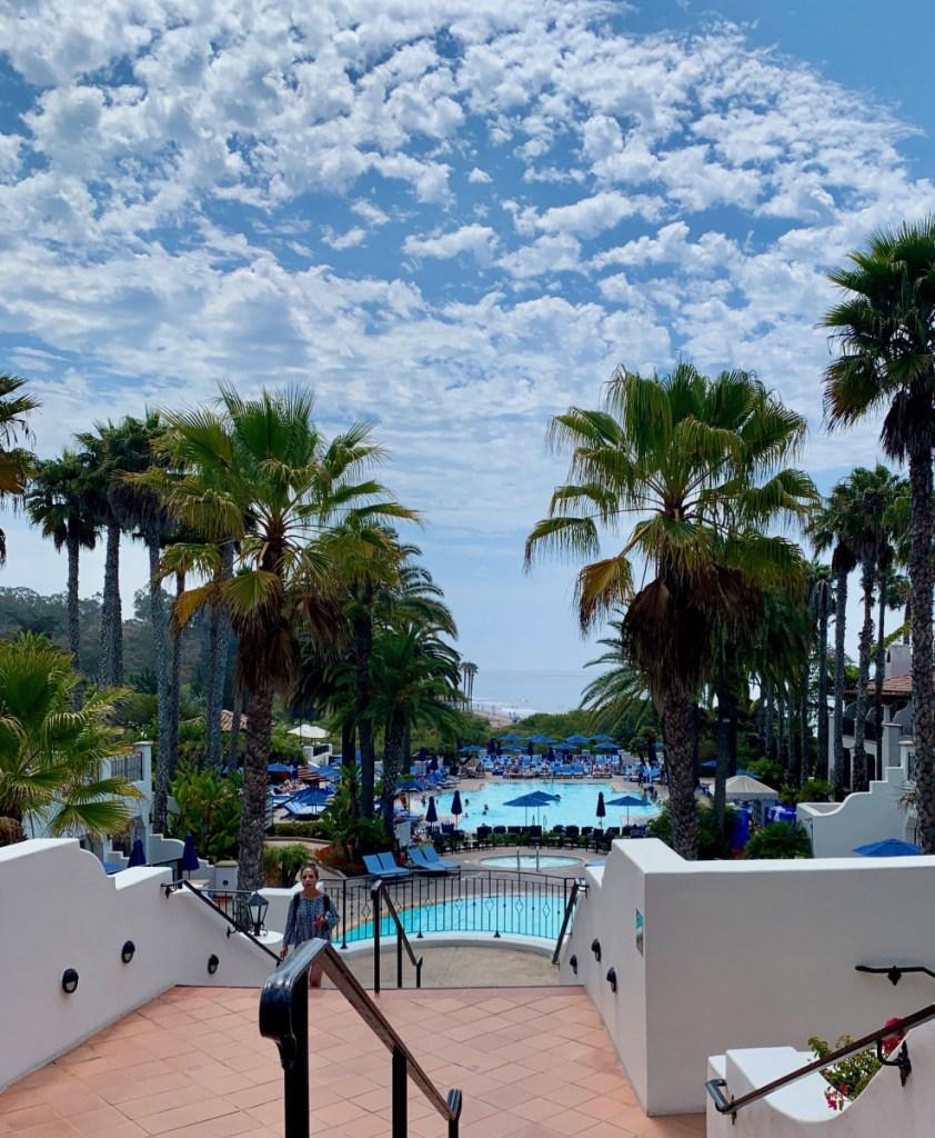 Bacara Resort Pool