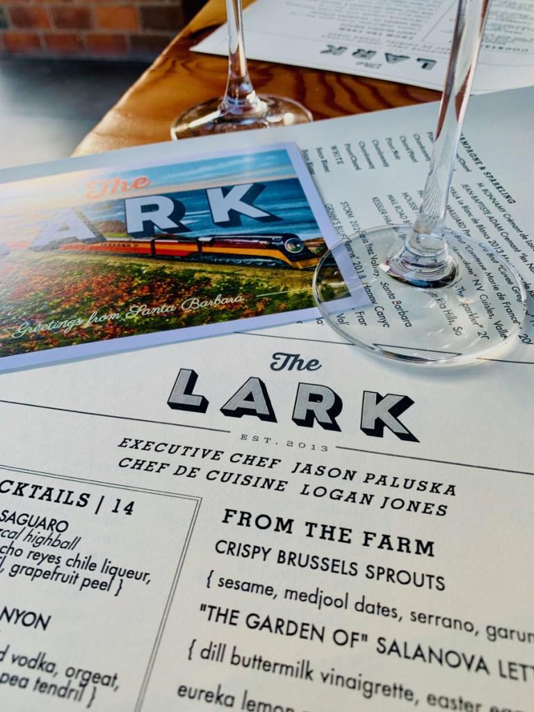 The Lark Restaurant