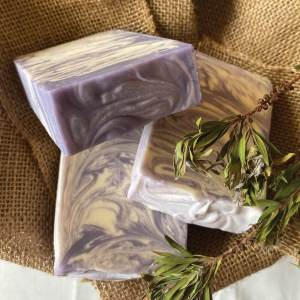 Luxury Handmade Goats Milk Soap Bar
