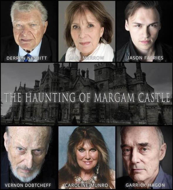 One Sheet for HAUNTING OF MARGAM CASTLE