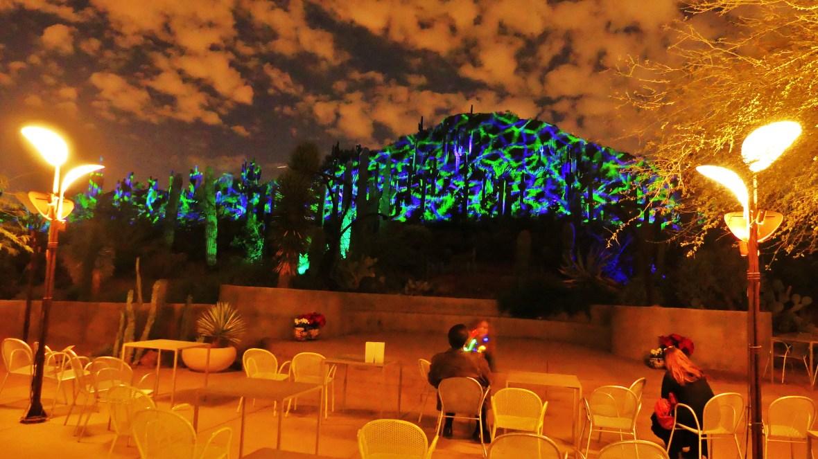 Las Noches De Las Luminarias At Desert Botanical Garden In Phoenix Jan Emming