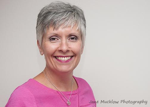 headshot example photo by Jane Mucklow