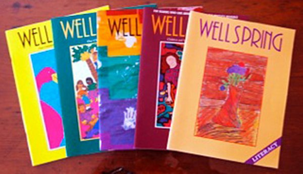 WellSpring Magazine Covers