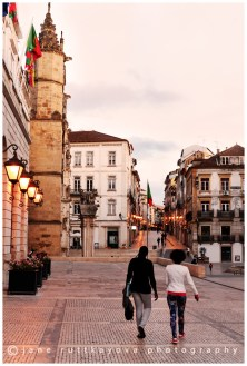 Historical Centre, Coimbra, Portugal