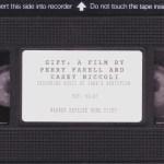 Gift - Australian Promo VHS Front