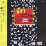 Gift Laserdisc Cover