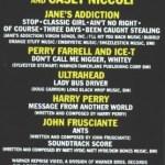 Gift VHS Label