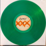 Jane's Addiction Green Vinyl Side 1