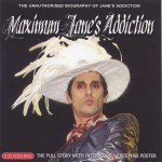 Maximum Jane's Addiction Insert Front