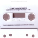 Mountain Song Cassette Side 1