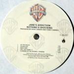 Nothing's Shocking 180g Vinyl Side 1