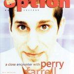 Option March-April 1996 Cover