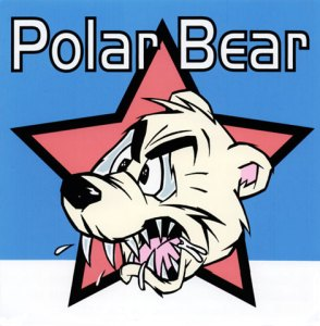 Polar Bear (Blue Vinyl) Cover