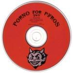 Porno For Pyros Isreal Promo Disc