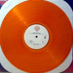 Porno For Pyros Orange Vinyl Side 2