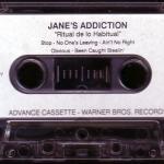 Advance Cassette Side 1