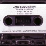 Advance Cassette Side 2