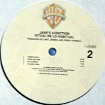 Ritual de lo Habitual Vinyl Side 2