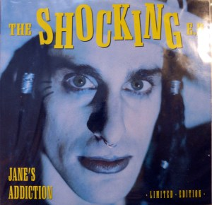 The Shocking E.P. Front