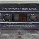Words and Music Cassette Side 2