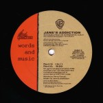 Words and Music LP Label Side 2