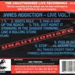 Jane's Addiction Love Vol. 1 U-Card (v2)