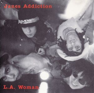 L.A. Woman Cover