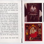 Live And Profane 2CD Booklet Pages 7-8