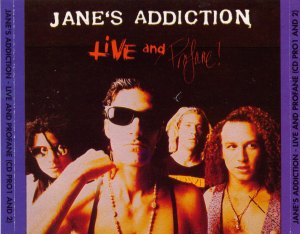 Live And Profane 2CD Cover