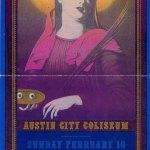 Live And Profane 2CD Poster 2