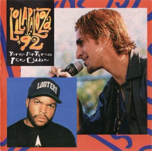Lollapalooza 1992 Cover