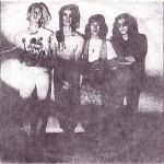 Untitled / Ritual Demos Blue Vinyl Cover