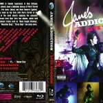Live Voodoo Blu-Ray Front & Back