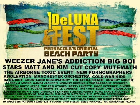 DeLuna Fest 2011