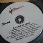Catalog Sampler Disc