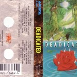 Deadicated Cassette Cover