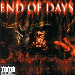 End Of Days Cover