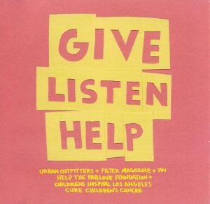 Give Listen Help Cover
