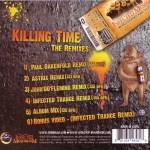 Killing Time Limited Edition U-Card