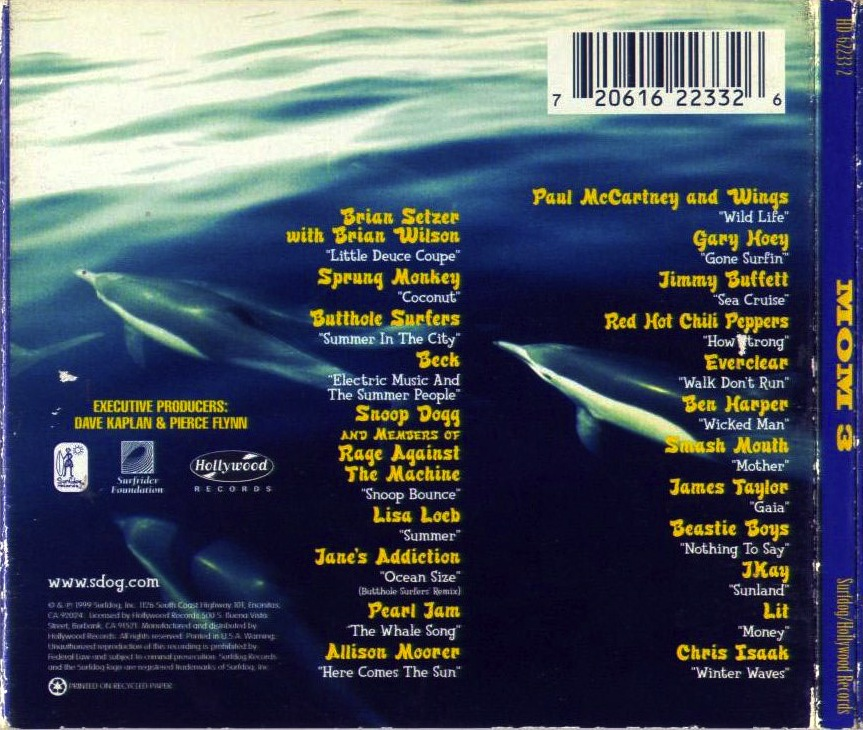MOM 3: Music For Our Mother Ocean 3   janesaddiction org